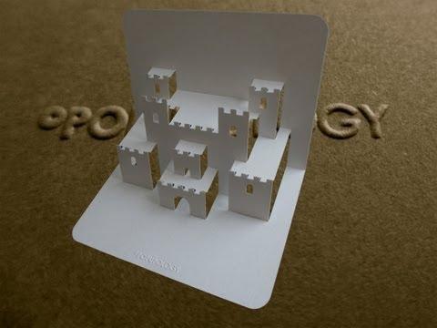 Come realizzare un castello pop up fai da te mania - Eliminare finestre pop up ...
