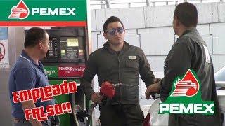 EMPLEADO FALSO DE PEMEX!! (PARTE 2)