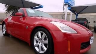 2003 Nissan 350Z North Richland Hills TX