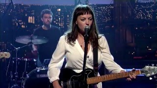 Angel Olsen * Hi Five * performance David Letterman