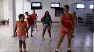 Disco Mix - Tempo de Alegria Ivete Sangalo - Coreografia Juliana