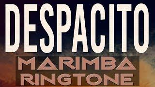 Despacito with apple tune on marimba !!! ringtone