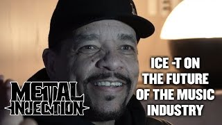 ICE-T On the Future of the Music Industry | Metal Injection