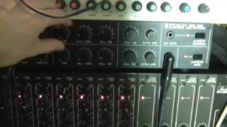 Tama DS-200 Short Demo