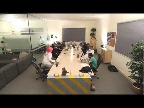 Harlem Shake Saudi Arabia (Telfaz11 Edition) | الشكشكة الهارلمية - تلفاز١١
