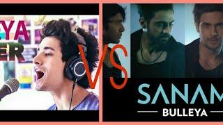 (BULLEYA) SANAM VS AKSH BAGHLA (by Kabir Khan)