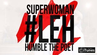iiSuperwomanii and Humble the Poet #Leh lyrics