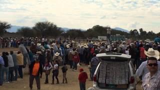Carreras de caballo en Dolores Hidalgo Carril Los Alamos