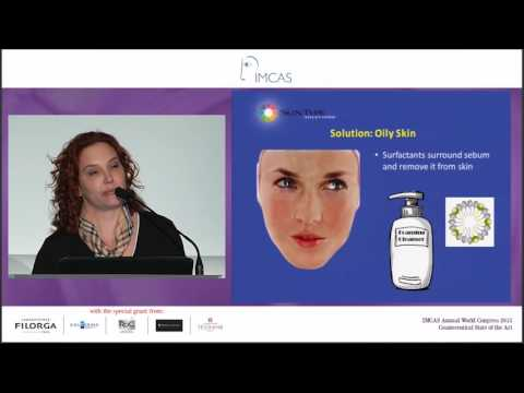 The basics of face cosmeceuticals presented at IMCAS 2016 in Paris