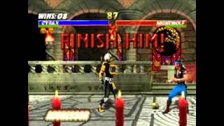 Skrillex- Reptile (Mortal Kombat Trilogy)