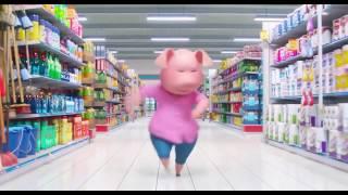 sing bamboleo - supermarket dance