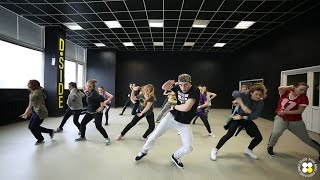 Miguel - Simplethings | hip-hop choreography by Nazar Grabar | D.side dance studio