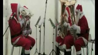Jingle Bells Alpe Adria Tuba Quartet (live)