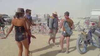 Atom Cult Camp @ 2015 Burning Man