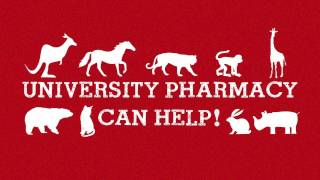 Veterinary Compounding at University Pharmacy