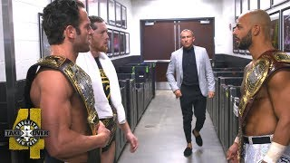 Ricochet and Dunne cross paths after Undisputed ERA's confrontation: WWE Exclusive, August 18, 2018 width=