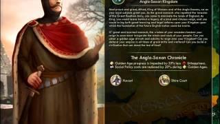 Anglo-Saxon - Alfred | War
