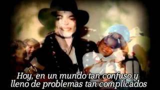 Michael Jackson Misión Heal The World It_s all for love..mp4