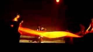 """aladin sobre ruedas-""""el fuego"""""""