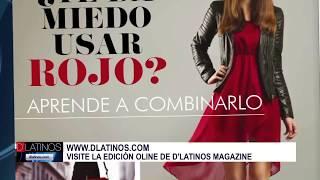 D'Latinos Magazine dedica el mes de Febrero a nuestro corazón. Ethel Palací nos visita