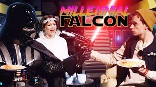 Millennial Falcon: Family Dinner (Star Wars Parody)