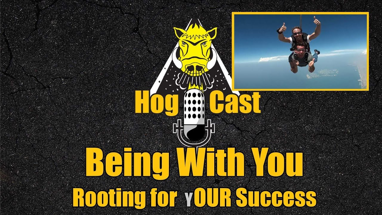 Hog Cast - Being with you