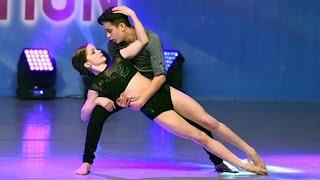 Alex Arce & Eva Igo - As Long As You Love Me