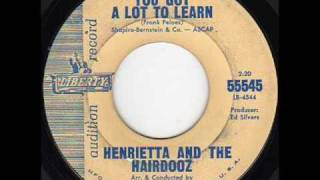 Henrietta & The Hairdooz