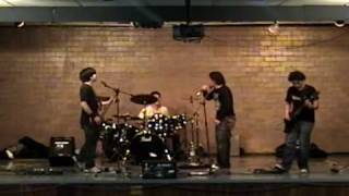 Toxicity - System Of A Down Cover (ESIME Zac.)