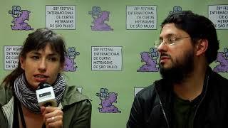 Cainan Baladez, Fernanda Chicolet | 28º Curta Kinoforum