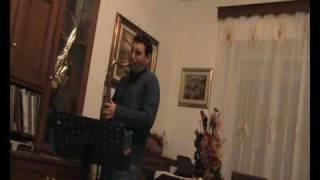 """marcello sax tenore """"HOW INSENSITIVE"""""""