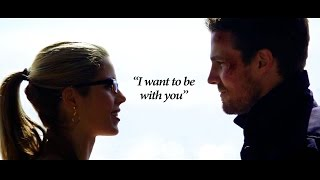 Oliver & Felicity || Try (feat. Laurel)