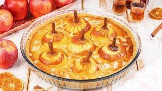 Torta de maçã: uma receita de sobremesa para as festividades