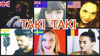 Who Sang It Better: TAKI TAKI [ Italy, Serbia, Romania, Canada, US] dj snake