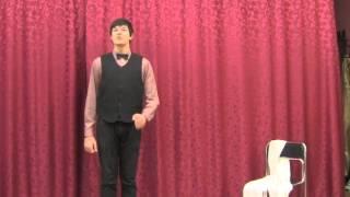 """Конкурс """"Родная речь 2012"""", И.А.Гончаров"""