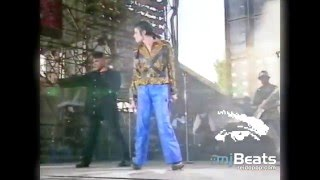 "Michael Jackson - ""Working Day And Night"" [snippet from Oslo] 1992"