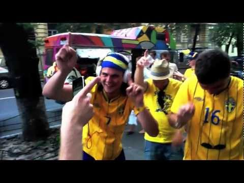 Swedish football mafia in Ukraine. EURO 2012 (Valer4[i:]Z & V.Kobzan prod.)