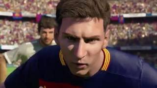 FIFA 18 - REVEAL TRAILER FUELED BY MESSI