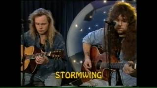 Stormwing - Good Morning (Live)