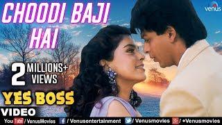 Choodi Baji Hai Kahin Door Full Video Song   Yes Boss   Shahrukh Khan, Juhi Chawla  