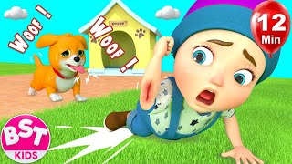 The Boo Boo Song | + More Kids Songs | Billion Surprise Toys