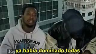 Ol' Dirty Bastard habla del control mental iluminatai en la música 2 de 3.avi
