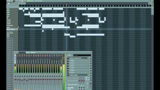 Psytrance Track with FL Studio [Prod. by DJ Rob3rt] remake cover 2011