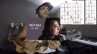 "Video Aula -TREM-BALA ""Ana Vilela"" Versão Pagode - Cavaco"