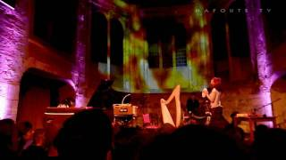 "Cocorosie ""Bear hides and Buffalo"" Live @ Rouen 2010.04.30"