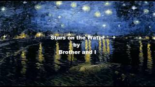 Rodney Crowell - Stars on the Water (Cover w/Lyrics)