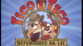 Tico & Teco e os Defensores da Lei - Abertura e créditos
