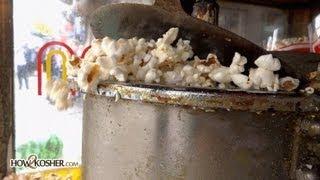 How Kosher [Mehadrin] Popcorn is Made [HD] | הכנה פופקורן כשר מהדרין לשבת קודש