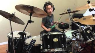 Willy playing TNT by AC/DC