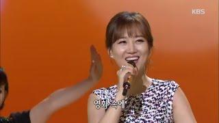 가요무대 - 어머나 - 장윤정.20161010